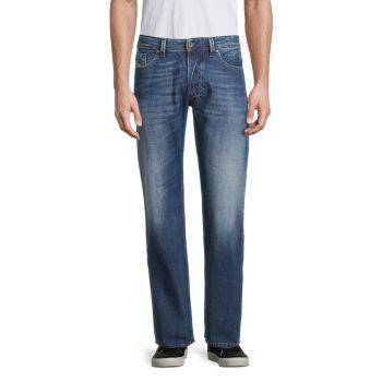 Прямые джинсы стандартного кроя Larkee Diesel
