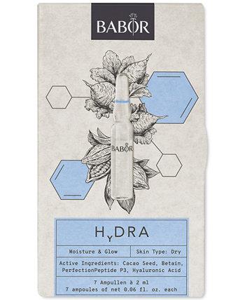 7-шт. Набор концентратов Hydra Ampoule Concentrates Set BABOR