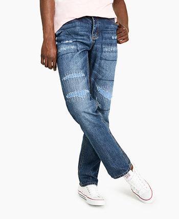 Мужские рваные джинсы Astoria, созданные для Macy's Sun + Stone