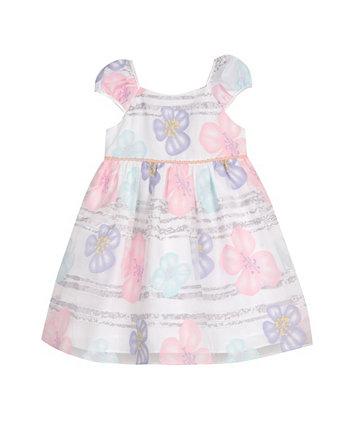Лондонское платье для девочек Laura Ashley