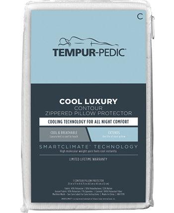 Прохладный роскошный контурный протектор на молнии Tempur-Pedic