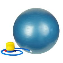 Sunny Health & Fitness Anti-Burst Gym Ball with Pump Sunny Health & Fitness