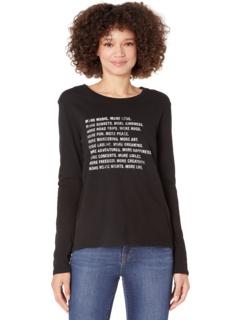 Suzanne - More More More - футболка с длинным рукавом Good hYOUman