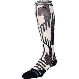 Equivalent Ski Sock Stance