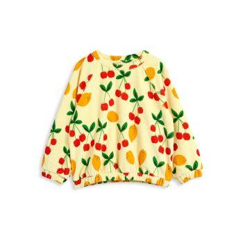 Толстовка Terry Little Girl's and Girl's Cherry Lemonade Mini rodini