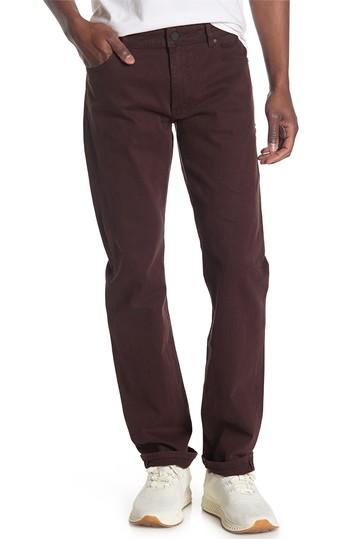 Узкие прямые джинсы Russel DL1961