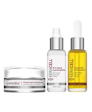 Набор Mini Skincare Trio KERACELL