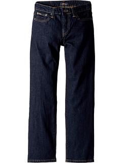 Прямые эластичные джинсы Hampton (Big Kids) Ralph Lauren