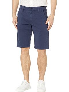 Шорты Jacob из темно-синего сатинового твилла Mavi Jeans
