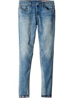 Легкая стирка джинсовой ткани скинни в стиле ретроград (Big Kids) Blank NYC Kids