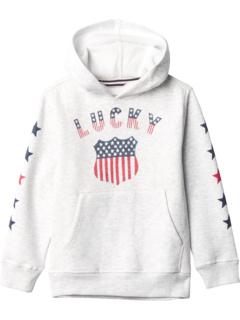 Толстовка с капюшоном American Pullover (Big Kids) Lucky Brand Kids