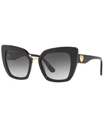 Солнцезащитные очки, DG4359 52 Dolce & Gabbana