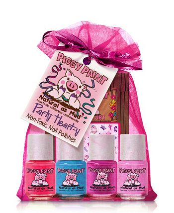 Party Heart-y Лак для ногтей Piggy Paint