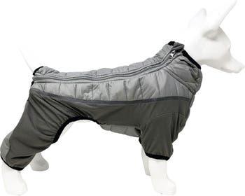 Легкая 4-сезонная эластичная и быстросохнущая куртка для собак всего тела 'Aura-Vent' - малая Pet Life