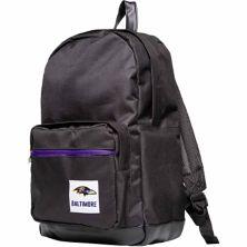 Черный рюкзак из коллекции Baltimore Ravens Unbranded