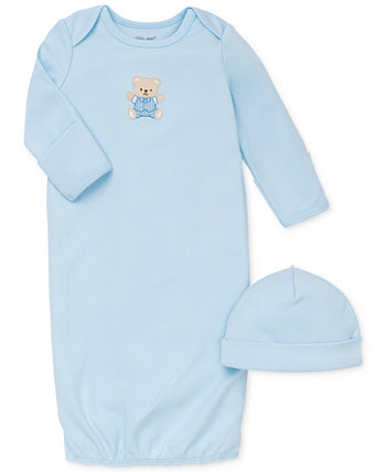 Baby Boys Cute Bear Hat & Платье Little Me