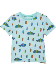 Surf Boards Graphic Tee (Toddler/Little Kids/Big Kids) Hatley Kids
