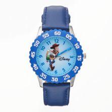 Кожаные часы для учителей времени для мальчиков Шериф Вуди Disney / Pixar Toy Story Disney / Pixar