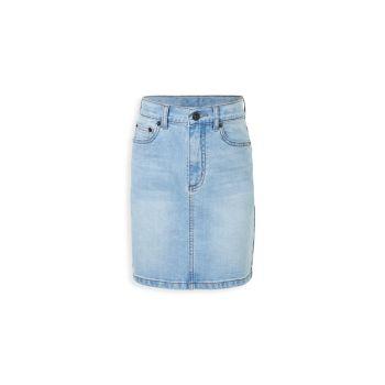 Джинсовая мини-юбка Girl's Liza Bardot Junior