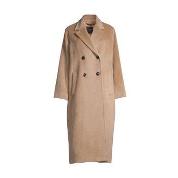 Parma Wool-Blend Coat Weekend Max Mara