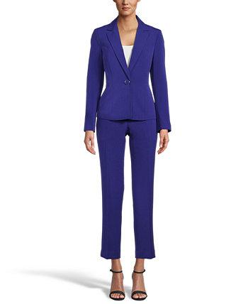 Брючный костюм из эластичного крепа Le Suit