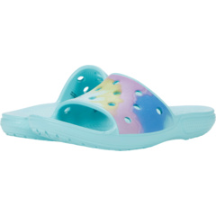 Классический слайд (Маленький ребенок / Большой ребенок) Crocs Kids