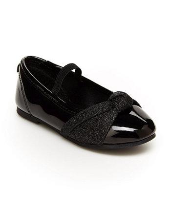 Классические туфли Josie для маленьких девочек Carter's