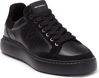 Кроссовки на шнуровке Karl Lagerfeld Paris