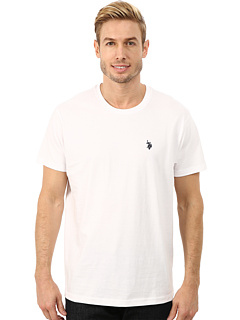 Маленькая футболка с пони U.S. POLO ASSN.