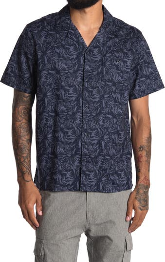 Рубашка стандартного кроя с коротким рукавом с принтом Abound