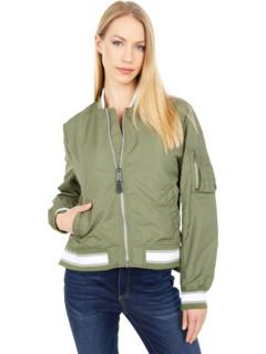 Укороченная летная куртка L-2B Varsity Alpha Industries