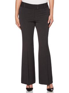 Короткие брюки из габердина с пышными формами Rafaella Petite Rafaella