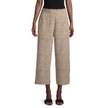 Укороченные брюки Bohemia Sanctuary