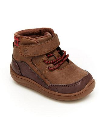 Ботинки Leopold для девочек-малышей Stride Rite