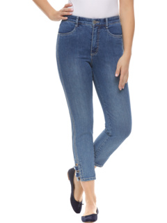 Узкий кроп Suzanne в цвете Denim Multi FDJ French Dressing Jeans