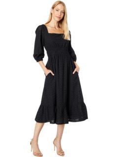Mystery Love Midi Dress LOST + WANDER