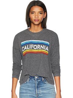 Калифорнийский супер мягкий пуловер Haaci The Original Retro Brand