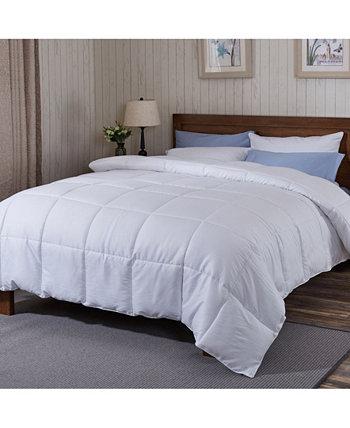 Всесезонное одеяло с двумя односпальными кроватями Puredown