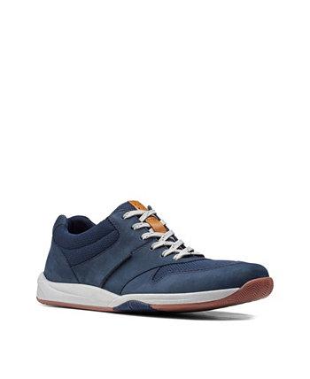 Мужские туфли на шнуровке Langton Race Clarks