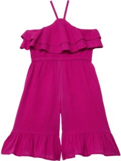 Romper Swim Cover-Up (Toddler/Little Kids/Big Kids) Janie and Jack