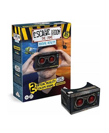 Escape Room Игра Виртуальная реальность с 2 квестами Identity Games