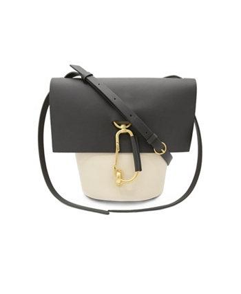 Кожаная сумка через плечо Belay Core Zac Posen