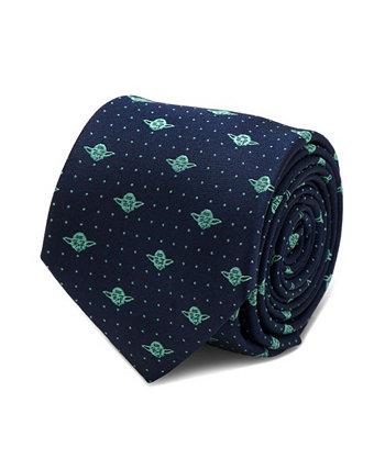 Мужской галстук Yoda Dot Star Wars