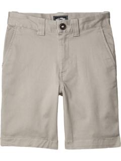 Carter Stretch Shorts (Большие Дети) Billabong Kids