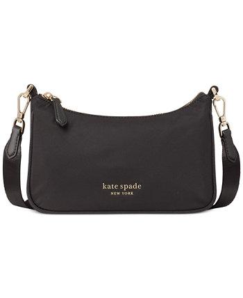 Маленькая нейлоновая сумка через плечо Sam The Little Better Kate Spade New York