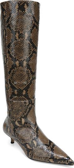 Ботинки Freda с острым носком VERONICA BEARD