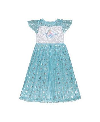 Фэнтезийное платье для маленьких девочек Frozen