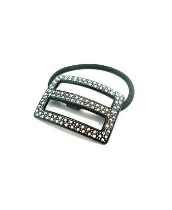 Женский держатель для хвоста Tammie Crystal с кристаллами Soho Style