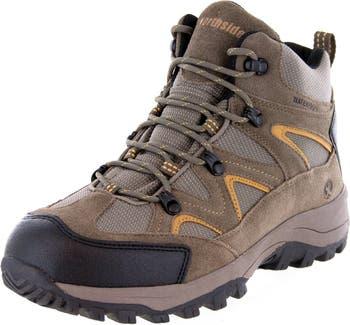 Водонепроницаемые походные ботинки из замши Snohomish Northside