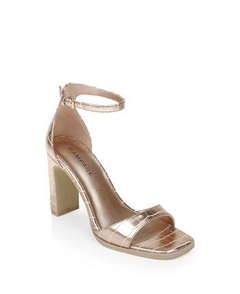Женские босоножки на высоком каблуке Jalen Rampage